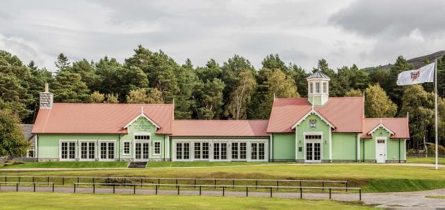 The Duke of Rothesay Highland Games Pavilion