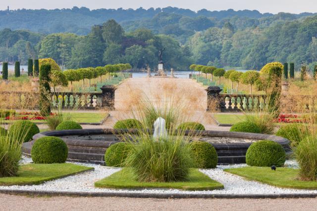 Upper Flower Garden - Trentham Gardens