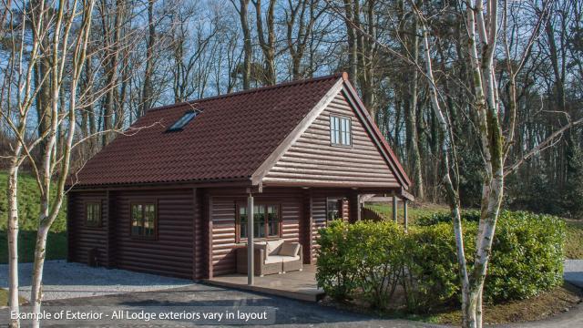 High Oaks Grange - Woodland Lodges