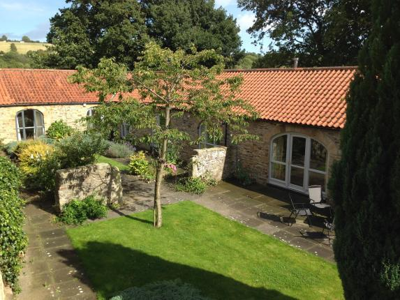The Courtyard at Edge Knoll Holiday Cottages