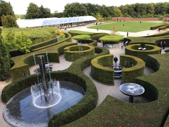 The Alnwick Garden Accessibility Guides
