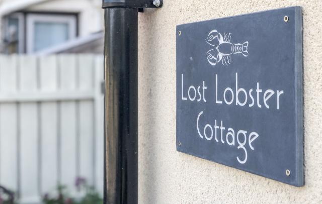 Lost Lobster Cottage