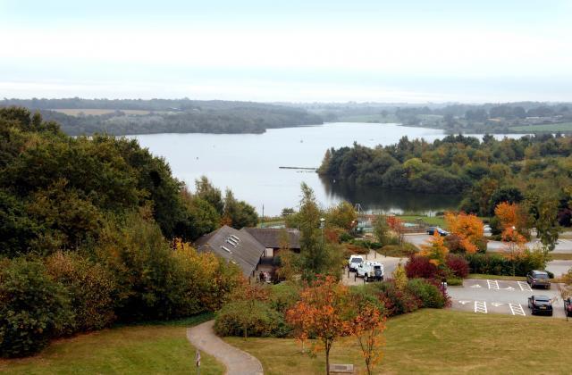 Staunton Harold Reservoir
